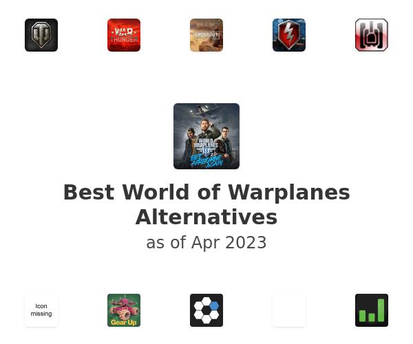 Best World of Warplanes Alternatives