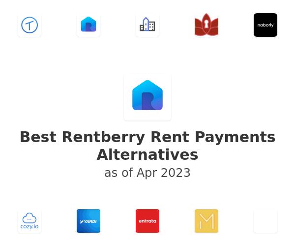 Best Rentberry Rent Payments Alternatives