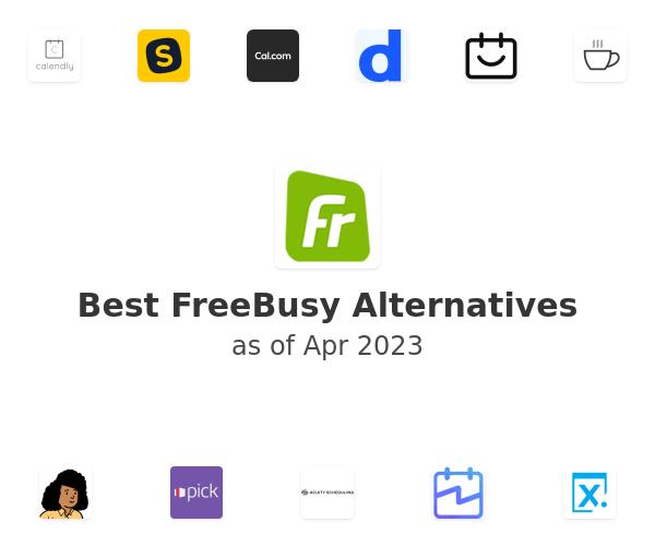 Best FreeBusy Alternatives