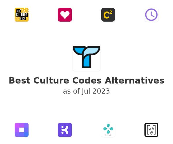 Best Culture Codes Alternatives