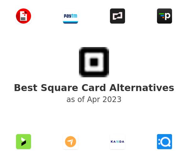 Best Square Card Alternatives