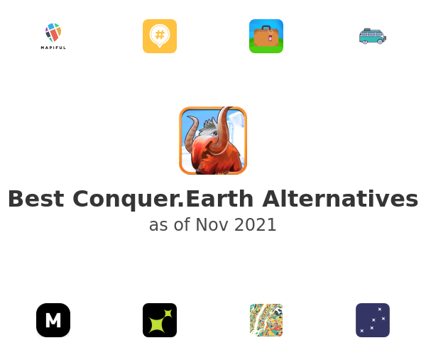Best Conquer.Earth Alternatives