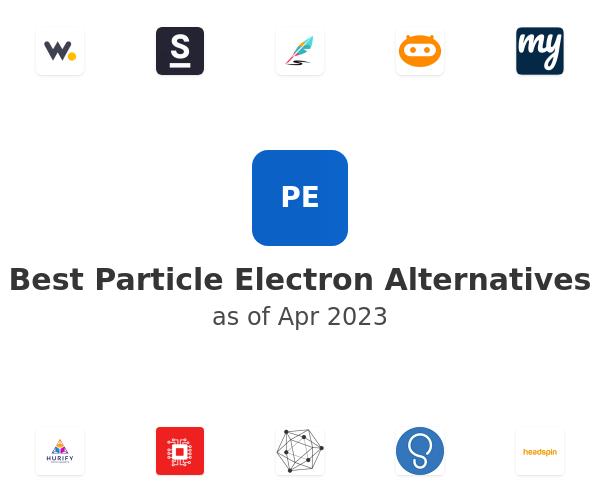 Best Particle Electron Alternatives