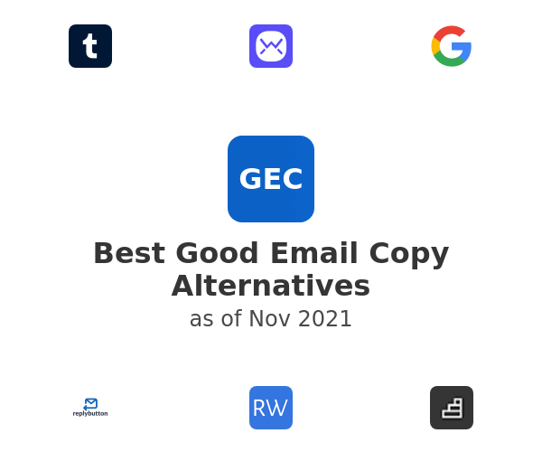 Best Good Email Copy Alternatives