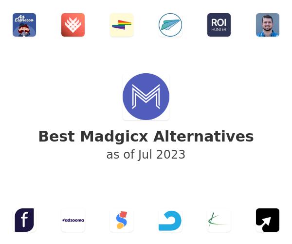 Best Madgicx Alternatives