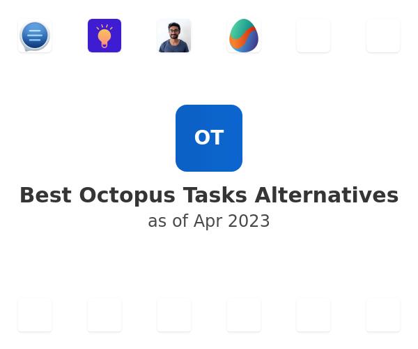 Best Octopus Tasks Alternatives