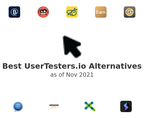 Best UserTesters.io Alternatives