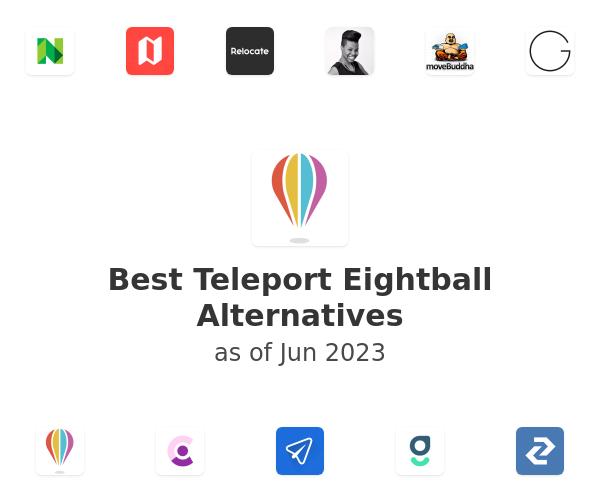 Best Teleport Eightball Alternatives
