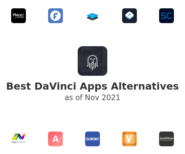 Best DaVinci Apps Alternatives