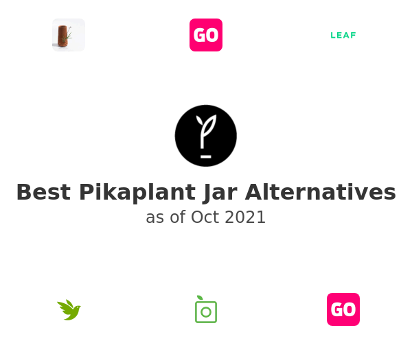 Best Pikaplant Jar Alternatives