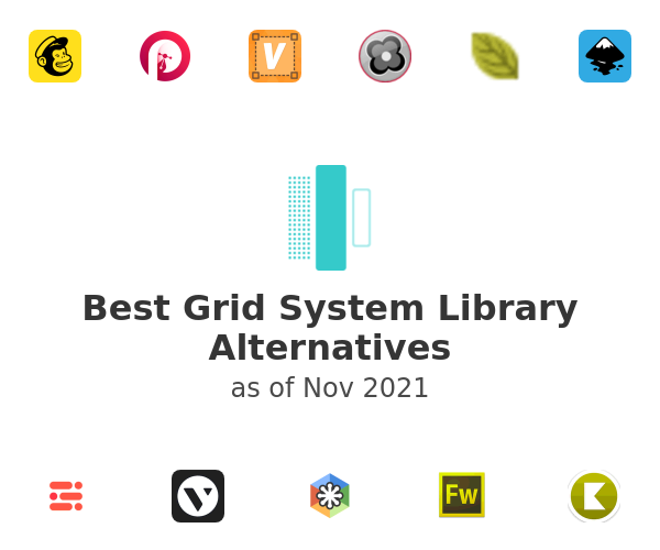 Best Grid System Library Alternatives