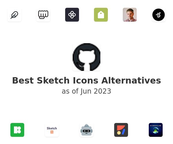 Best Sketch Icons Alternatives