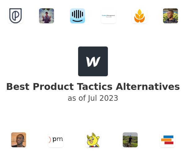 Best Product Tactics Alternatives