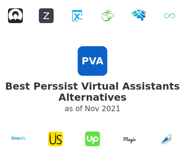 Best Perssist Virtual Assistants Alternatives