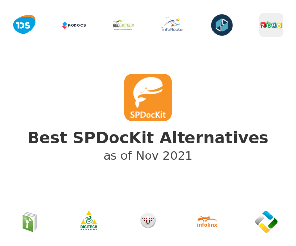 Best SPDocKit Alternatives