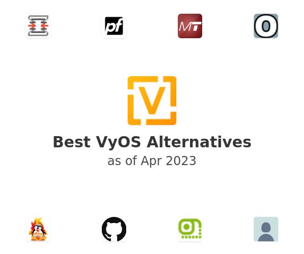 Best VyOS Alternatives