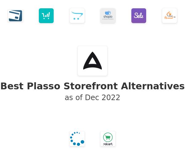 Best Plasso Storefront Alternatives