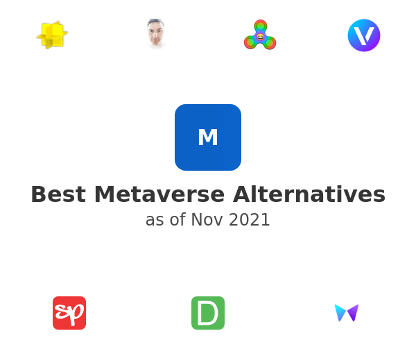 Best Metaverse Alternatives