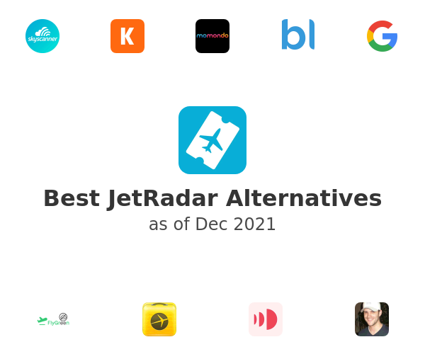 Best JetRadar Alternatives