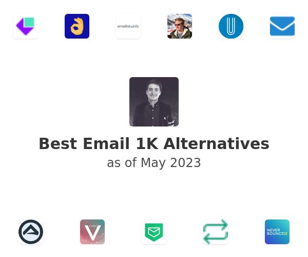Best Email 1K Alternatives