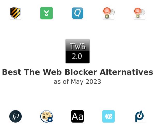 Best The Web Blocker Alternatives