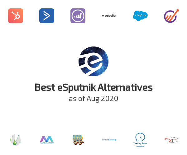Best eSputnik Alternatives