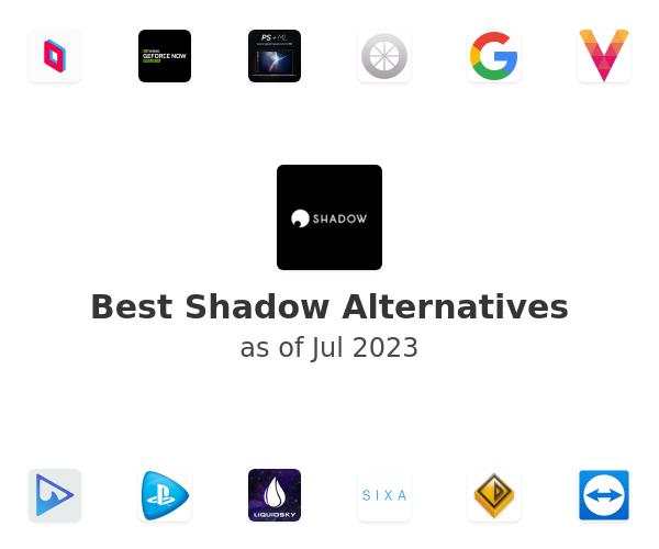 Best Shadow Alternatives