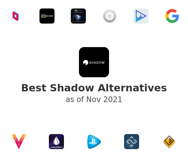 Best Shadow Alternatives