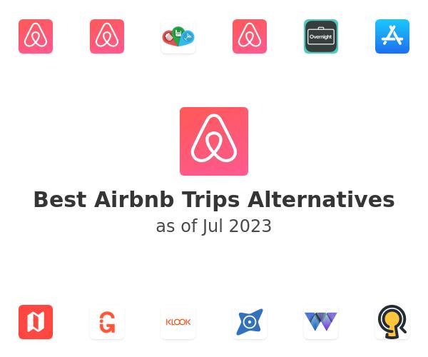Best Airbnb Trips Alternatives