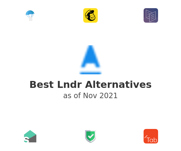 Best Lndr Alternatives
