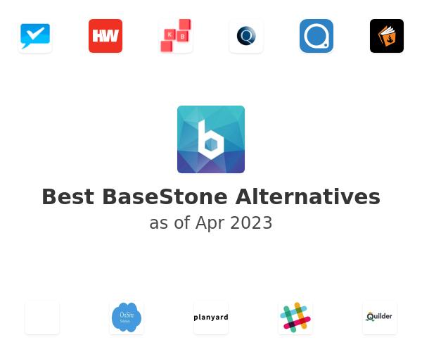 Best BaseStone Alternatives