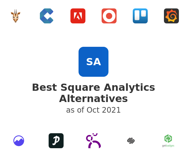 Best Square Analytics Alternatives