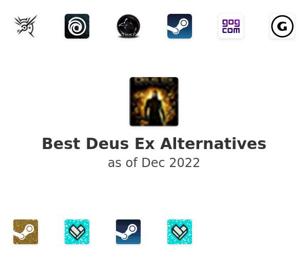 Best Deus Ex Alternatives