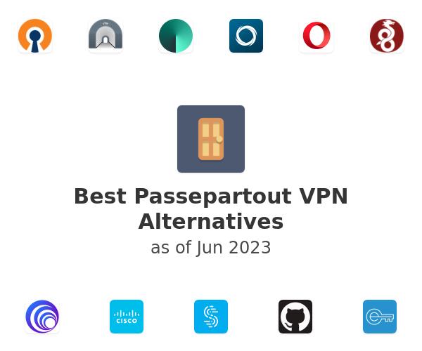 Best Passepartout VPN Alternatives