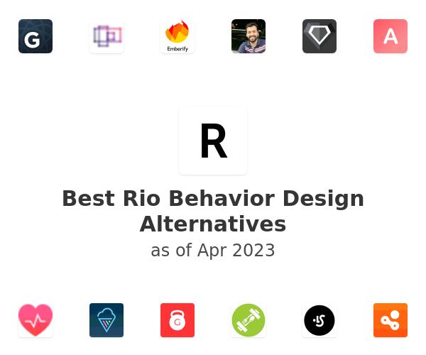 Best Rio Behavior Design Alternatives