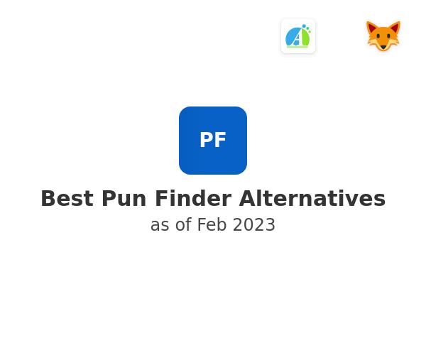 Best Pun Finder Alternatives