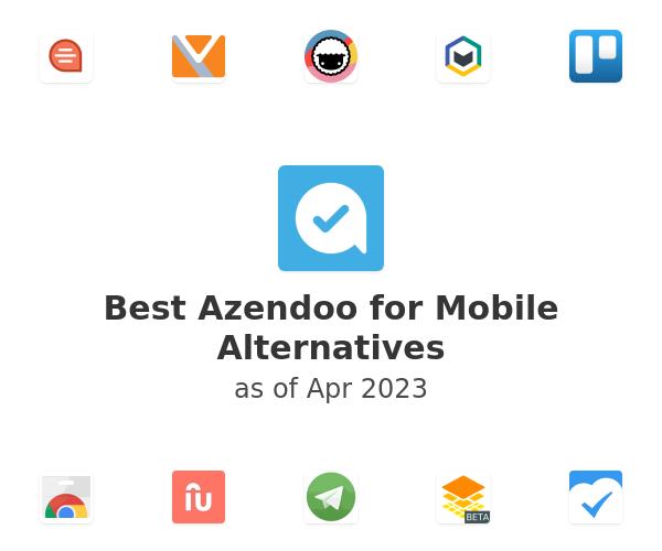 Best Azendoo for Mobile Alternatives