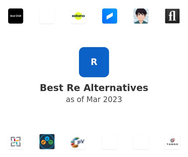 Best Re Alternatives