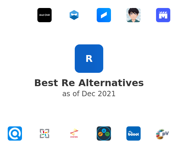 Best Re Alternatives