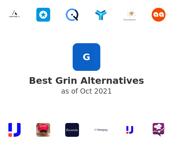 Best Grin Alternatives