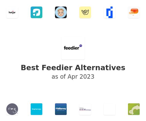 Best Feedier Alternatives