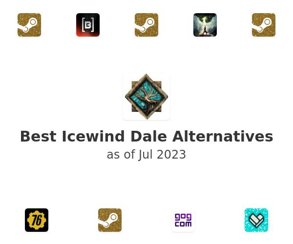 Best Icewind Dale Alternatives