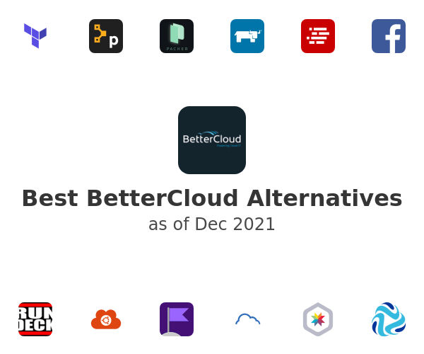 Best BetterCloud Alternatives