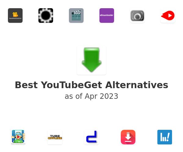 Best YouTubeGet Alternatives