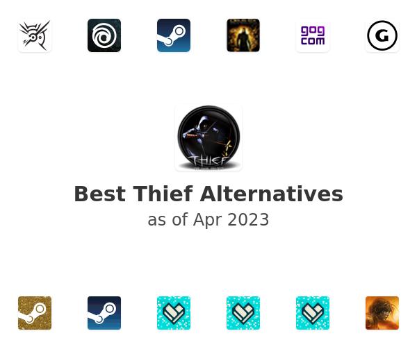 Best Thief Alternatives