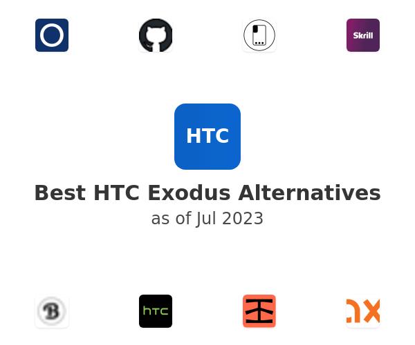 Best HTC Exodus Alternatives