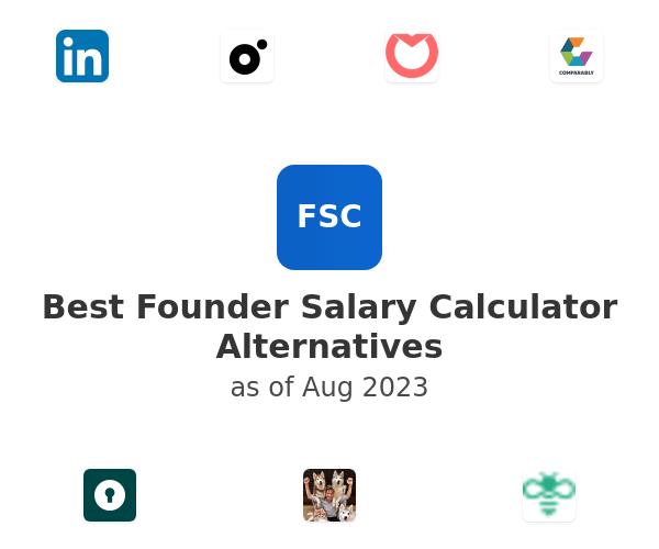 Best Founder Salary Calculator Alternatives