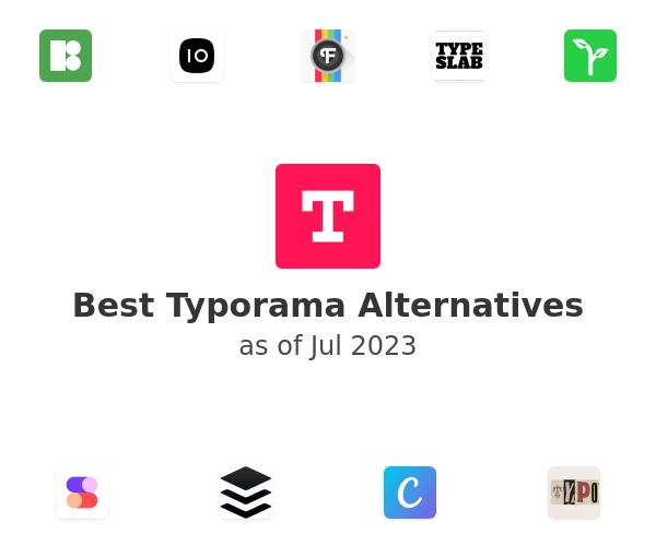Best Typorama Alternatives