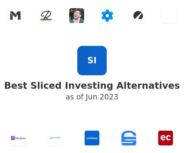 Best Sliced Investing Alternatives