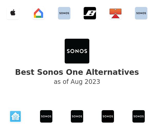 Best Sonos One Alternatives